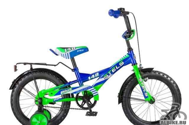 """Велосипед Стелс Пилот 140 16"""" продам"""