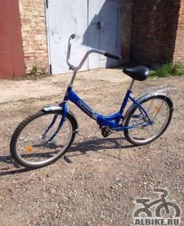Велосипед Скиф, 24 дюйма