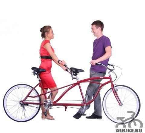Велосипед Тандем Новый