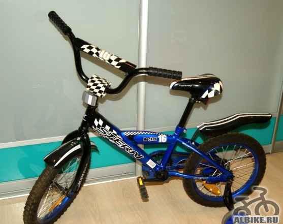 Велосипед stern Рокет 16