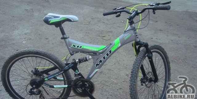 Велосипед горный MTR Vernon XC