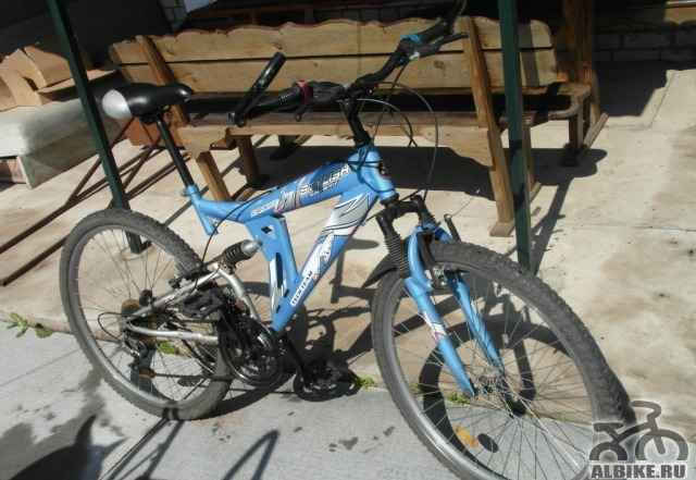 "Горный велосипед ""tpt-cycle"" б/у"