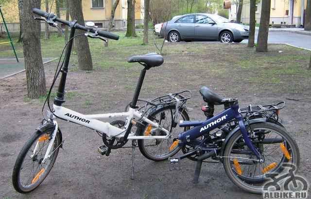 Author Simplex велосипеды складные