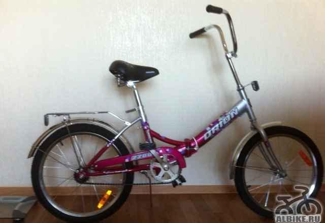 Новый велосипед oРиоn/орион 2200