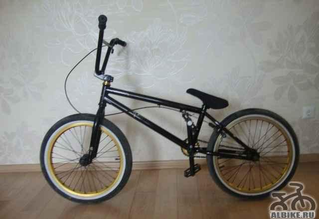 Продам BMX WeThePeople 14 велосипед Reason 20.7