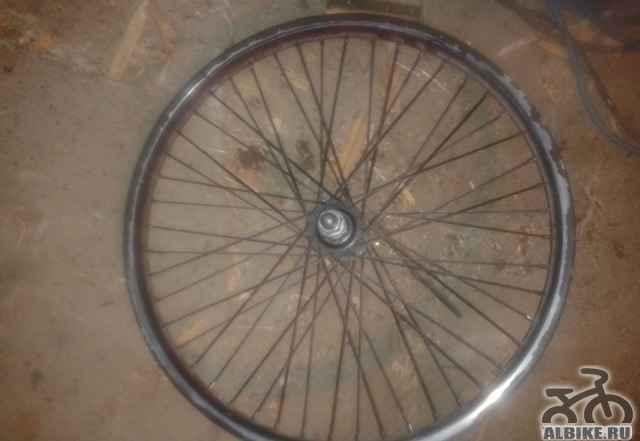 Продам переднее колесо для BMX