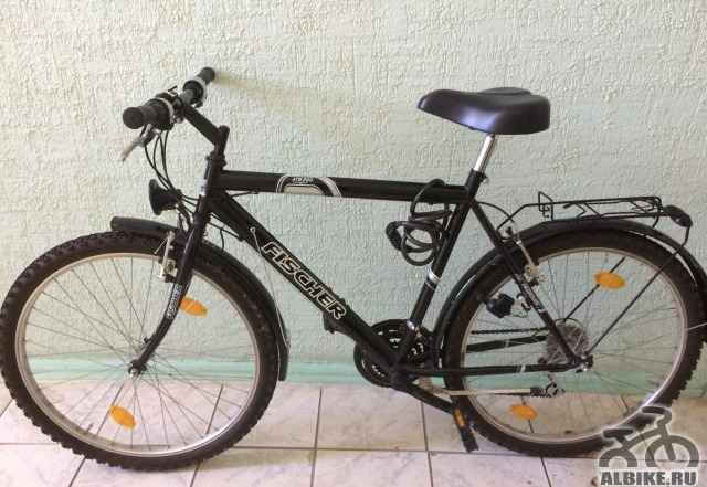 Велосипед городской б/у Fischer из Германии
