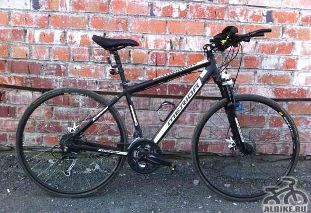Велосипед Merida Crossway 40 md