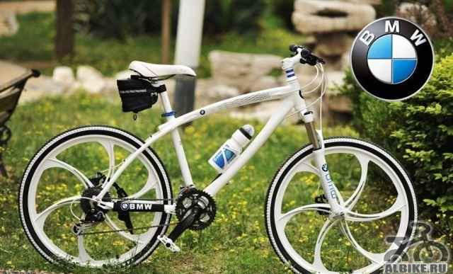 Велосипед от БМВ Ростов