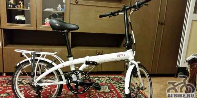 Велосипед Tern Link P9 (2013) - Фото #1