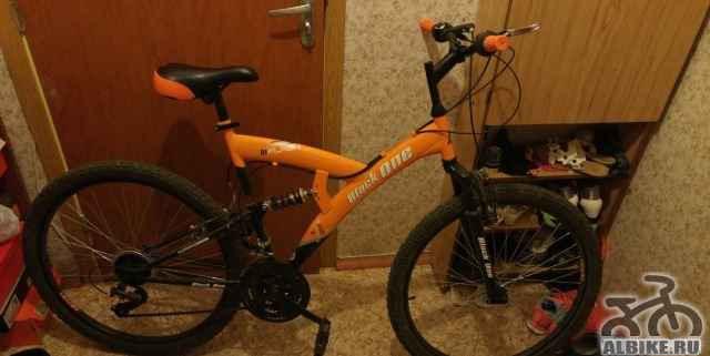 Велосипед Блак One Флеш горный