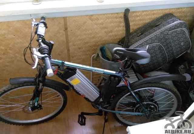 Электровелосипед 48V/1000W