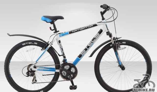 Велосипед Стелс Навигатор 600 V