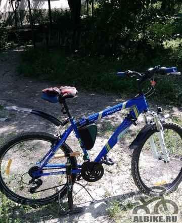 Новый велосипед в полном комплекте. Не упусти