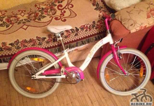 Велосипед детский Author Принцесс