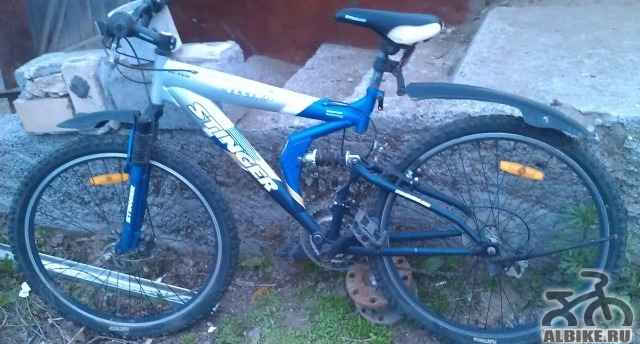 Продам велосипед Стингер Вектор