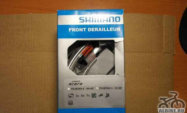 Переключатель передний Shimano Acera FD-M360