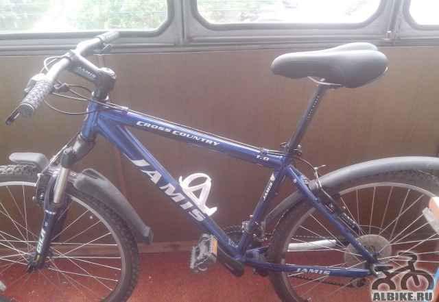 Jamis отличный велосипед триал-спорт