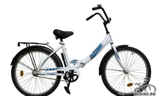 Велосипед складной 24 altair сити 1-ск