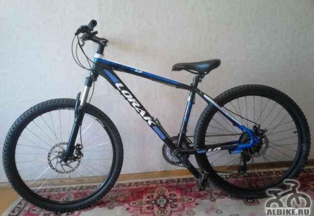 Горный велосипед lorak