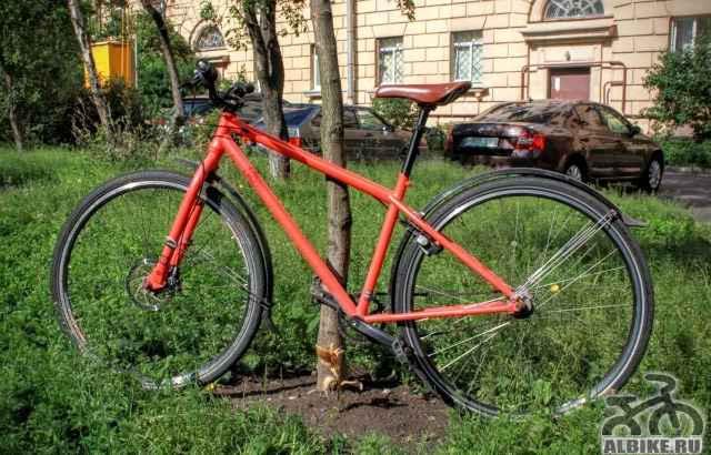 Велосипед Commencal uptown 2013 - Фото #1