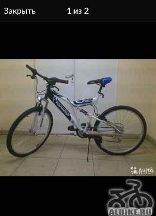 Горный велосипед TOP GIR нова 120