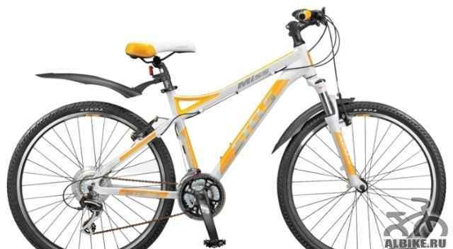 Велосипед стелс Miss 8500 (2013)