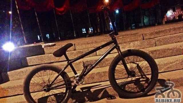 BMX Кустом