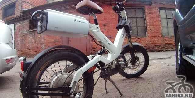 Электровелосипед A2B метро