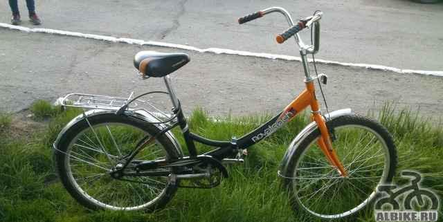 Дорожный, туристический велосипед