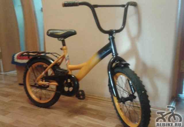 Велосипед орион для детей 4-8 лет