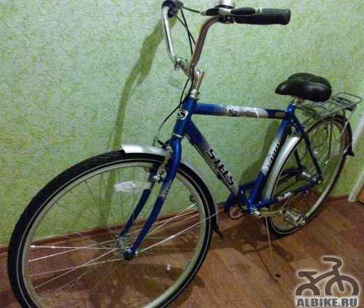 Продается новый взрослый велосипед
