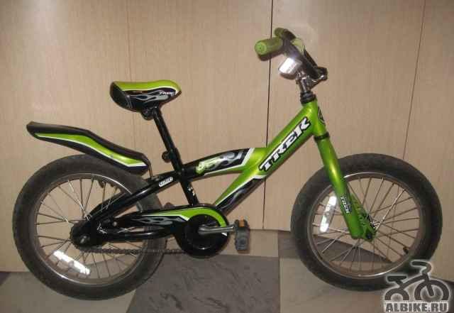 Велосипед детский трек JET (3-7 лет) Б/У