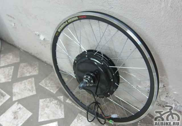 Мотор-колесо 500 Ватт, электронабор