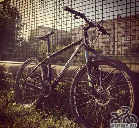 Продам велосипед Cannondale Трейл 7