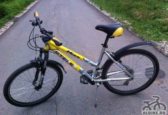 Женский велосипед Стелс Miss 6300