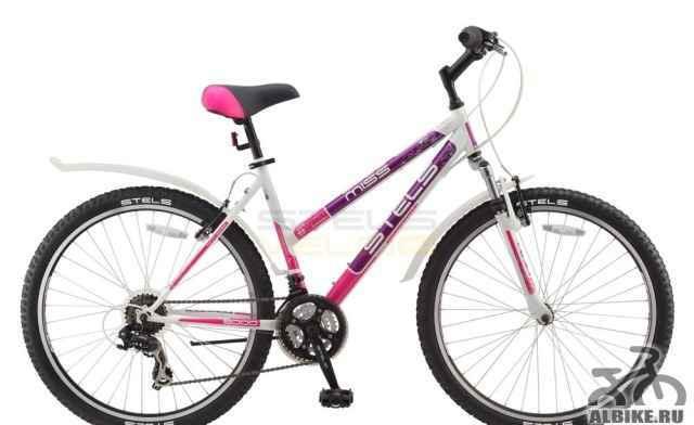 Продам новый велосипед женский Стелс Miss 5000