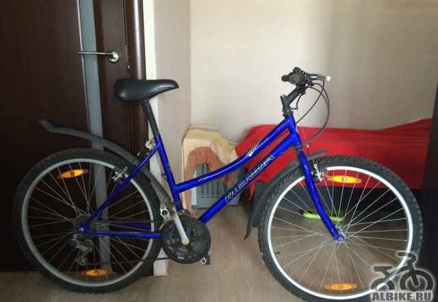 Велосипед Merida Kalahari 510, колеса 26