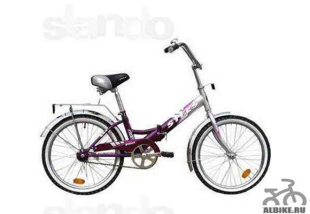Велосипед Стелс 310 Пилот