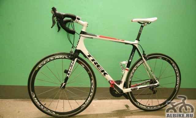 Шоссейный карбоновый велосипед Трек Madone 4.7