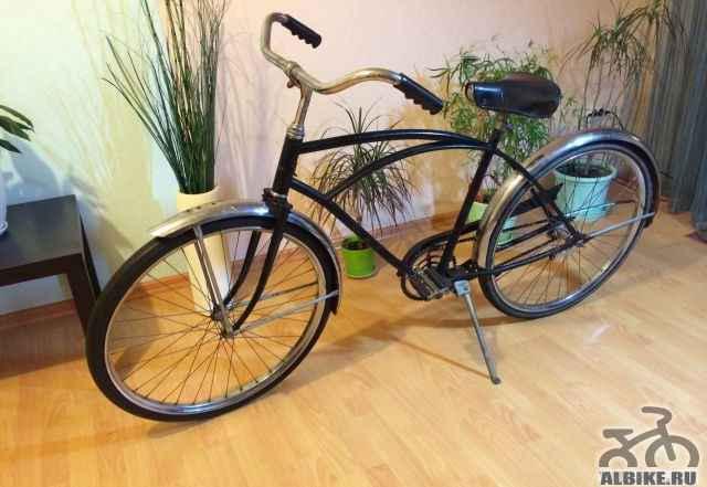 Ретро велосипед 1960-го schwinn hawthorne