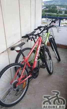 Продам два велосипеда в связи с переездом