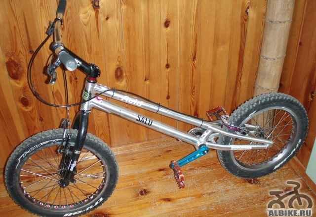 Продам велосипед(триал, экстрим)
