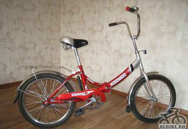 Велосипед космос. состояние нового. колеса 20