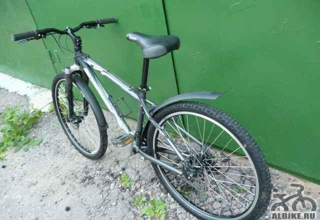 Велосипед в отличном состоянии, ездили мало
