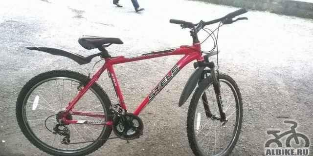 Горный велосипед Стелс навигатор 710. Торг