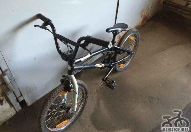 Велосипед BMX Chronic matte блэк