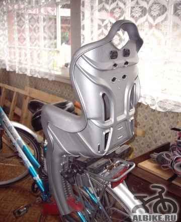 Продаю велокресло на багажник
