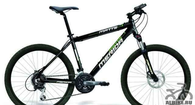 Велосипед Merida Matts 40-D (2009)