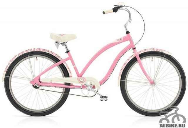 Велосипед элитного европейского бренда Электра